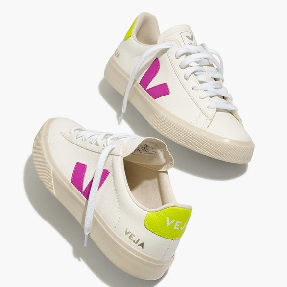 Veja Shoes | Madewell X Campo Sneakers